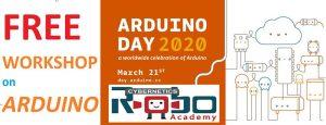 Arduino day - Cybernetics Robo