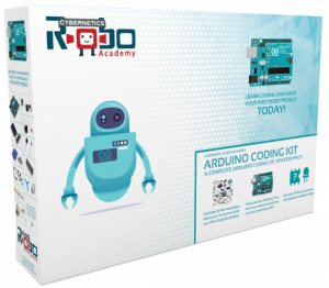Arduino Coding Kit by Cybernetics Robo Ltd.