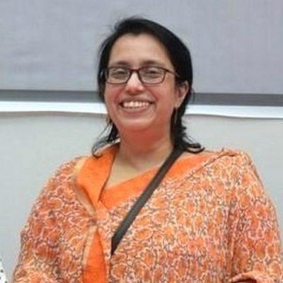 Dr. Afruza Khanom - Cybernetics Robo
